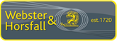 webster and horsfall logo
