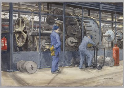 Machine 59 (1997) © Arthur Lockwood. From the Birmingham Museums Trust collection