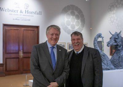 Charles Horsfall & Carl Chinn