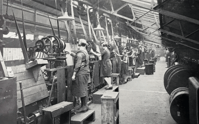 War and the Home Front at Hay Mills
