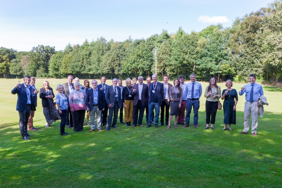Birmingham based Webster & Horsfall were honoured to host the Tercentenarians for their annual gathering on 23 September 2021